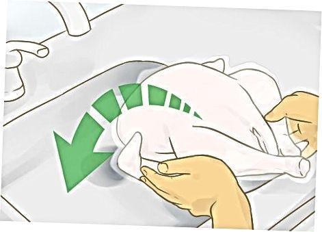 Loyqa yoki trubkada suv oqayotgan suvda eritish (tezroq)