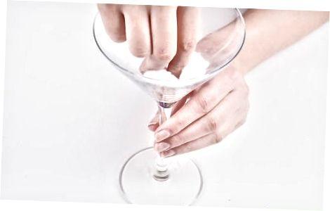Martini Cranberry paxta tayyorlash