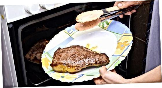 Gatim biftekun në mënyrë perfekte