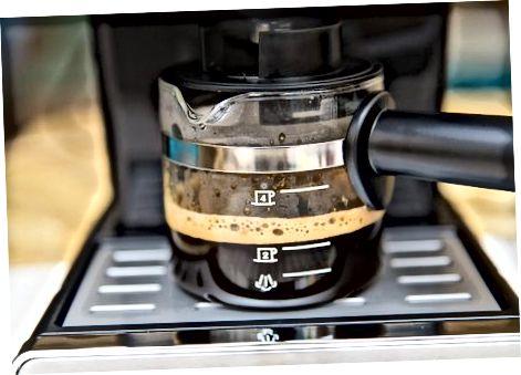 Faça um Cappuccino