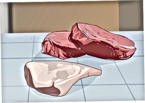 Вибір якісного м'яса