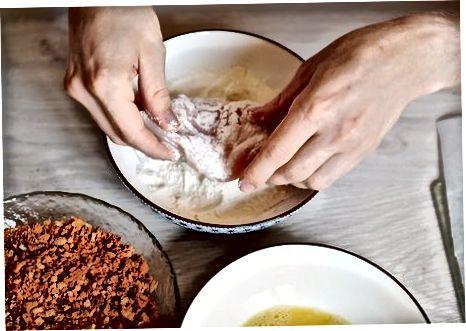 Кување пилећег шницла