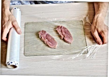 Припрема свињског шницла