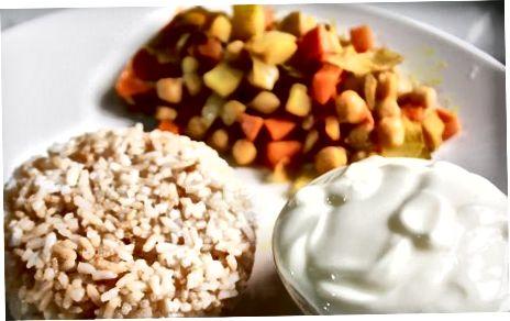 Vegan Marokash nohut güveçini tayyorlash
