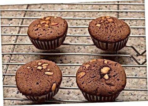 გაყინული Unfrosted Cupcakes