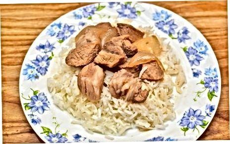 گوشت خوک Adobo (Adobong Baboy)