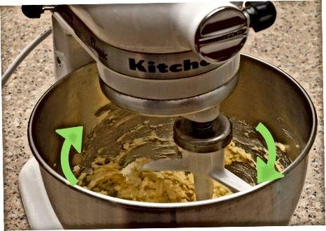 Приготування глазурі та глазурі кекси