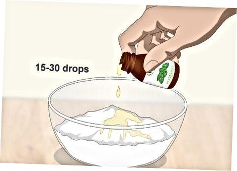 Undirbúningur sjór Salt Bath Soak