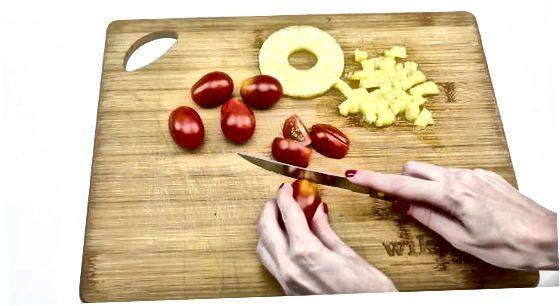 Chunky Avokado Salsa qilish