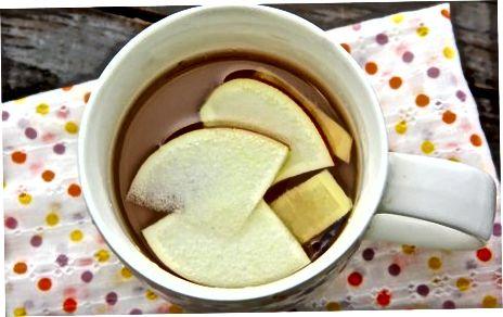 ცხელი ვაშლის სიდრი