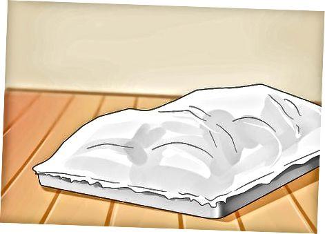 Përdorimi i përzierjeve thelbësore të gomës së thatë dhe të erëzave
