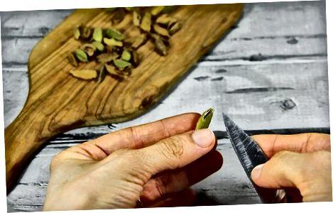 Traditionele Indiase Chai Masala maken