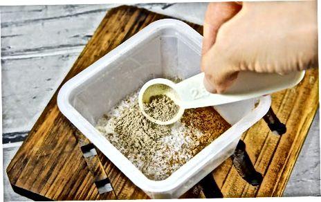 Chai-mix maken met melk en suiker