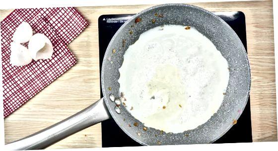 Eiweiß-Omelett