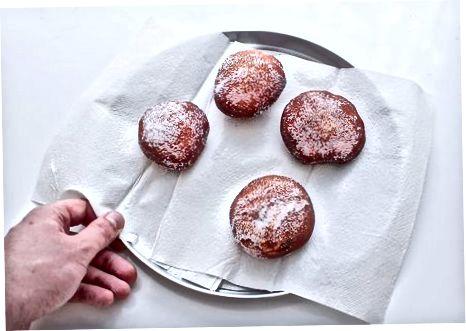 Donutlarni tayyorlash