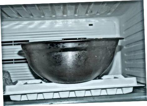 Forberede saus og frosting