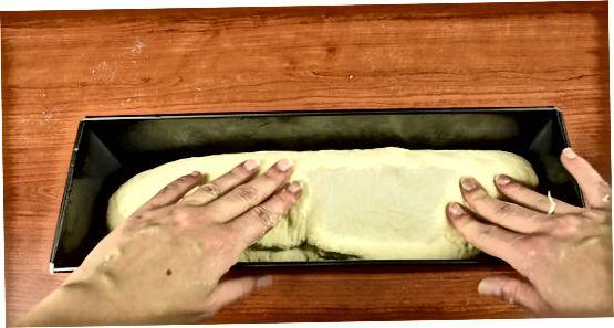 پخت نان ساده