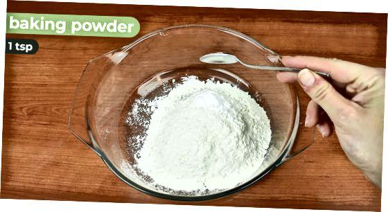 تهیه نان بامیه بدون مخمر