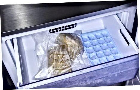 冷冻比萨面团
