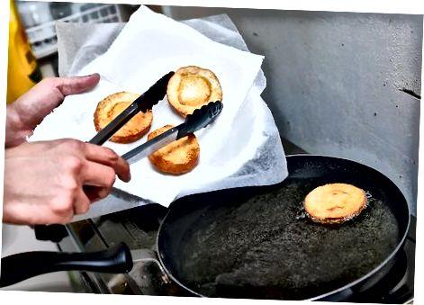 Смаження сої (традиційний спосіб приготування)