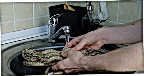 Cuinar llagostins sense congelar