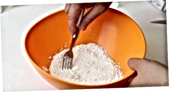 Evdə hazırlanan vanil ani puding