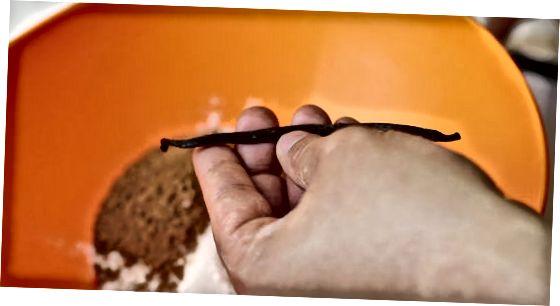 Үйдөн жасалган шоколадды тез пудинг жасоо