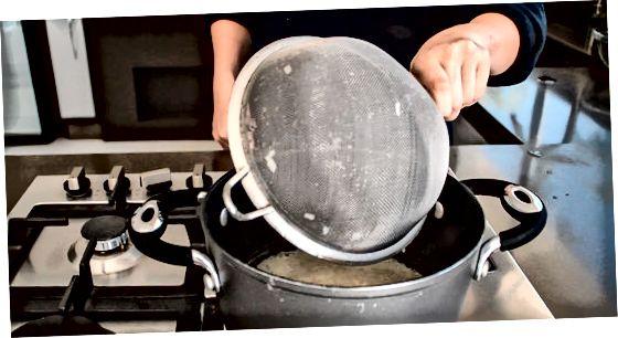 Preparando Arroz Parboilizado no Fogão