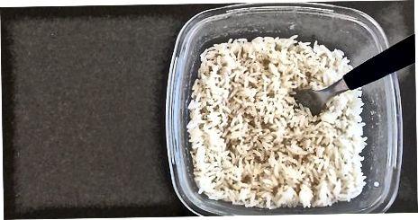 Cozinhar Arroz Parboilizado no Microondas