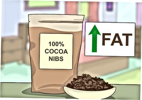 Përfshirë kakaon në recetat e këndshme