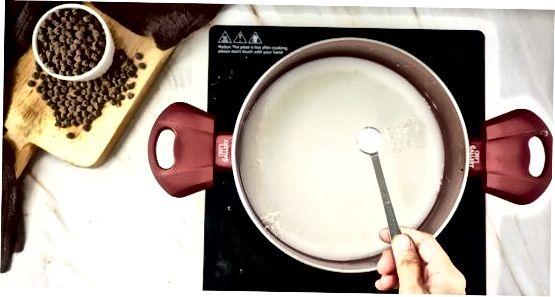 Klassischer Tapioka-Pudding