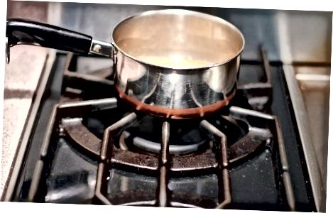 Приготовление классической карамельной глазури