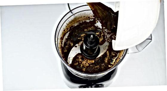 创建巧克力榛子酱
