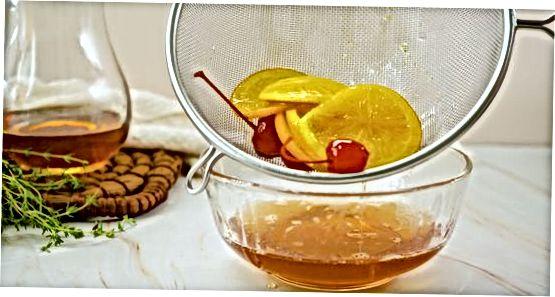 Gerð Manhattan Maple Syrup