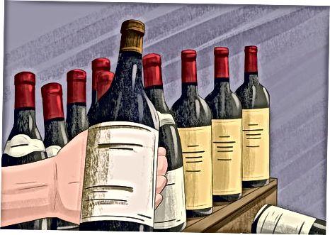 Wein mit Essen kombinieren