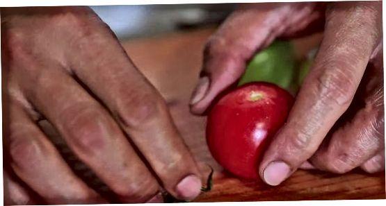 Butun pomidorni pishiring