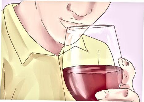 Den Geschmack von Rotwein verbessern