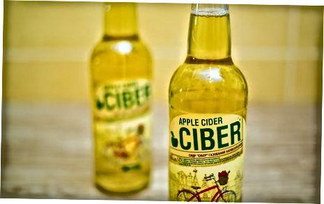 仔细考虑苹果酒和加香料的黄油