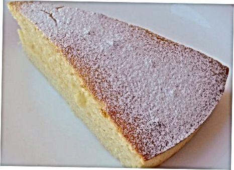 Выпяканне тортаў
