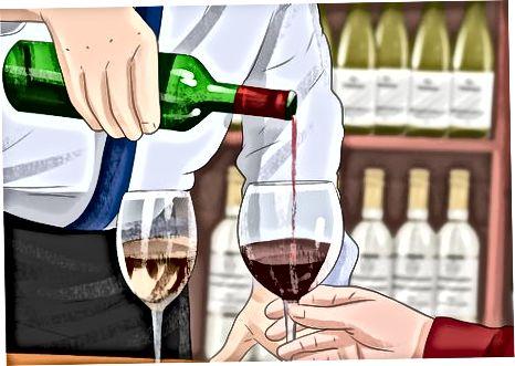 Raziskovanje vina z drugimi