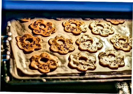 Cookie fayllarini pishirib, daraxtni kesing