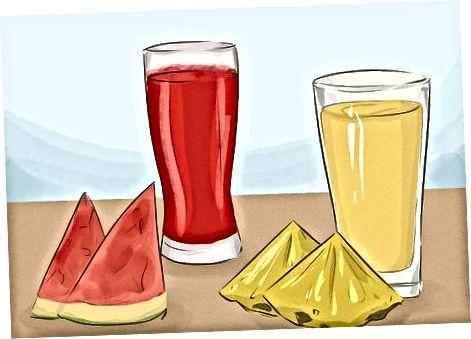 Nabiranje dobrih sokov
