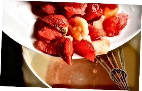 Jagodna melona solata