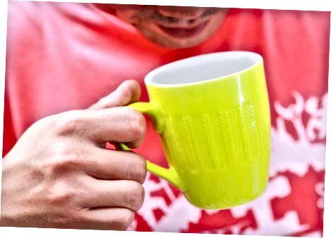 ჩაის მომზადება