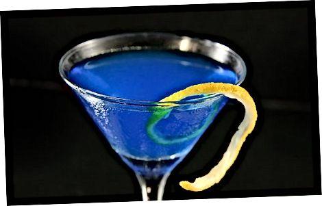 """Att göra andra blandade """"Martinis"""""""