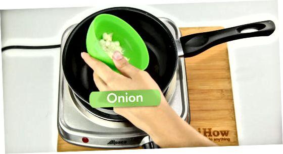 Cremige Radieschensuppe zubereiten