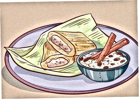Airiftimi i Tamales me Ushqime dhe Pije të tjera