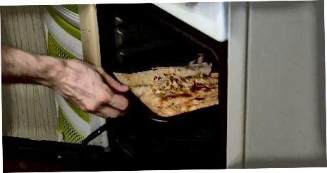 Sadə Enchiladas etmək