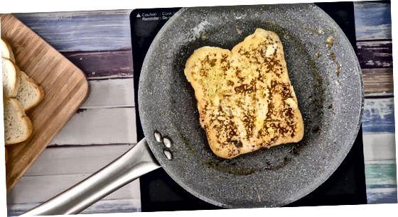 Džiovintos duonos naudojimas receptuose
