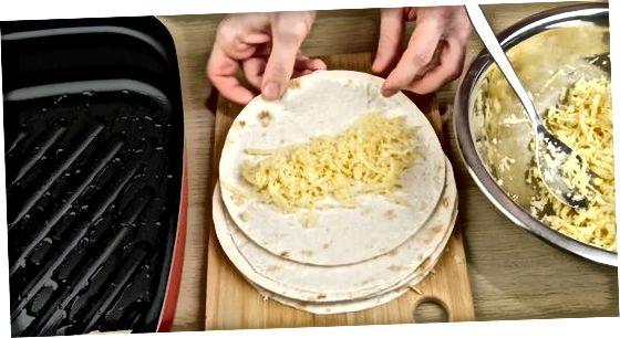 Å lage Tex-Mex Enchiladas